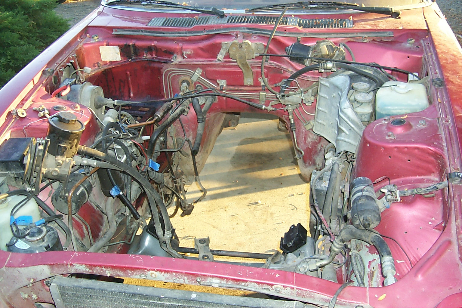 280zx Wiring Harness Diagram 280z Datsun Nissan Turbo Engine Swap280zx 7